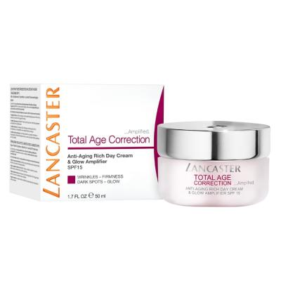 Total Age Correction Amplified Rich Day Cream 50 ml.