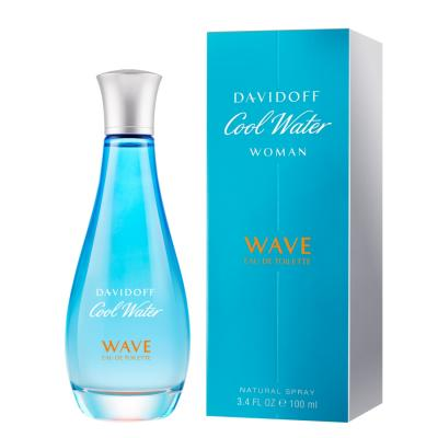 Cool Water Women Wave Neu EdT 100 ml.