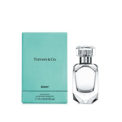 Tiffany & Co.  Tiffany Sheer EDT 50 ml.