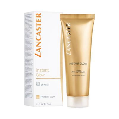 Lancaster  Instant Glow Peel Off Gold Maske 75 ml.