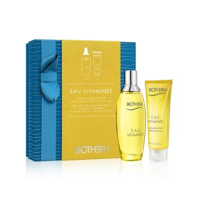 Biotherm  Eau Vitaminee  Coffret EDT 100 ml.