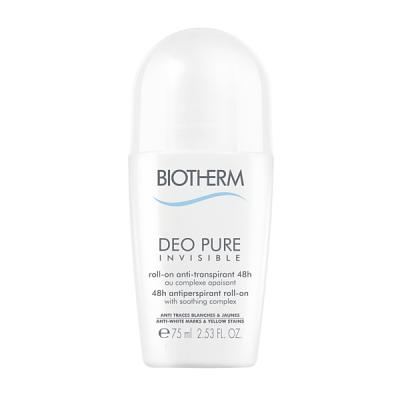 Biotherm  Deo Pure Invisible  Roll On 48 h.  75 ml.