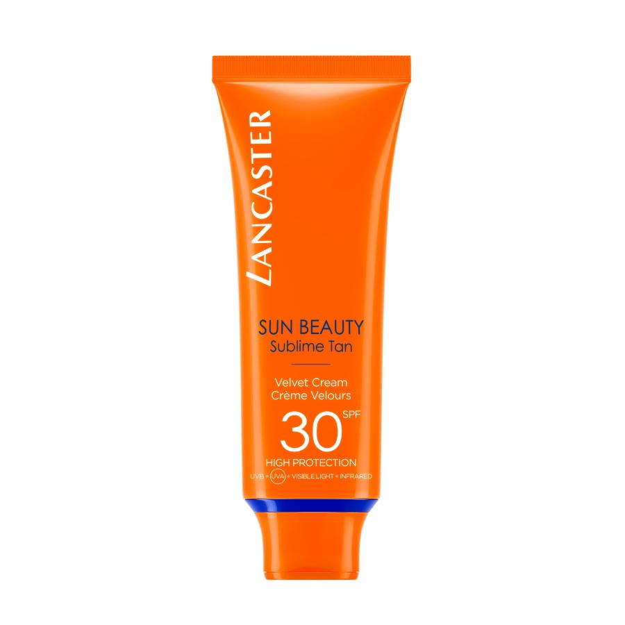 Sun Beauty  Velvet Cream Face SPF30 50 ml.