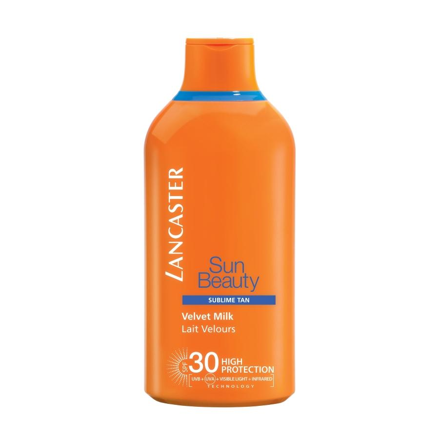Sun Beauty  Velvet Milk Body SPF30 400 ml.