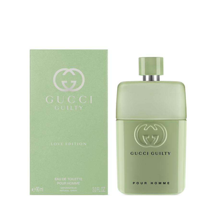 Gucci  Guilty pour Homme Love Edition EdT 90 ml.