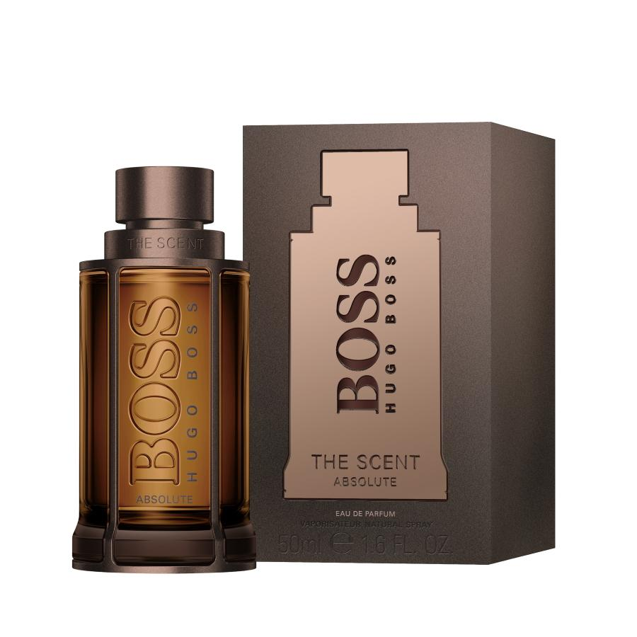 BOSS  The Scent Absolute EDP 50 ml.