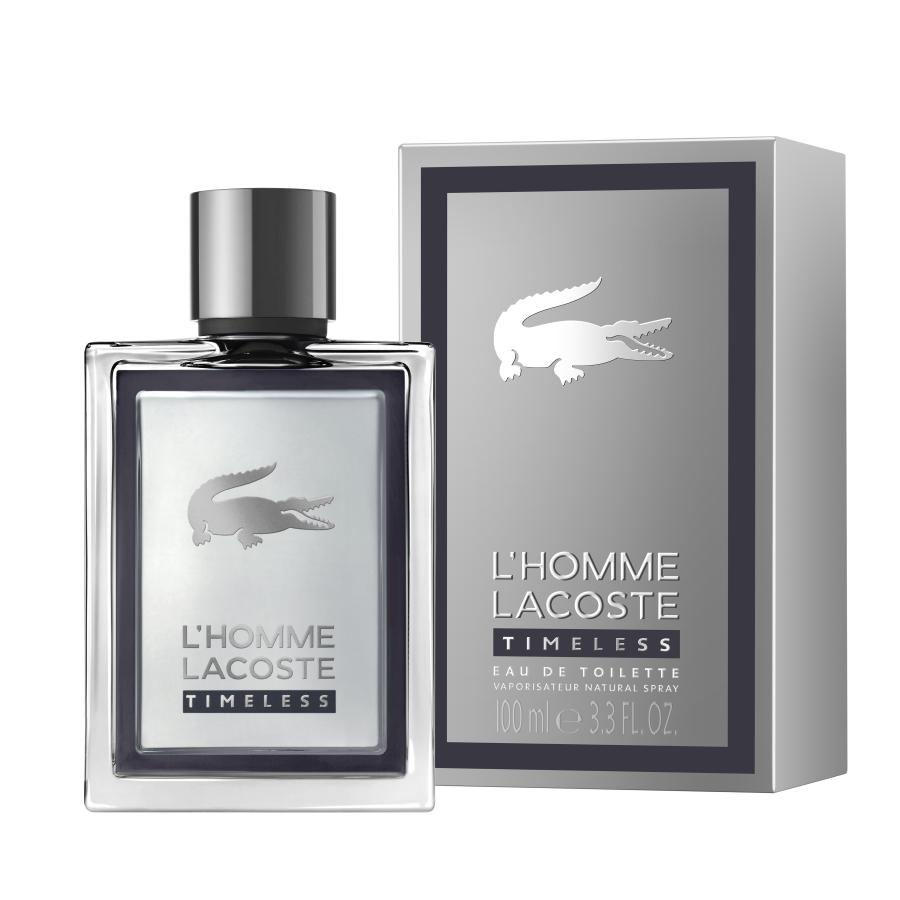 Lacoste L'Homme Timeless EDT 100 ml.