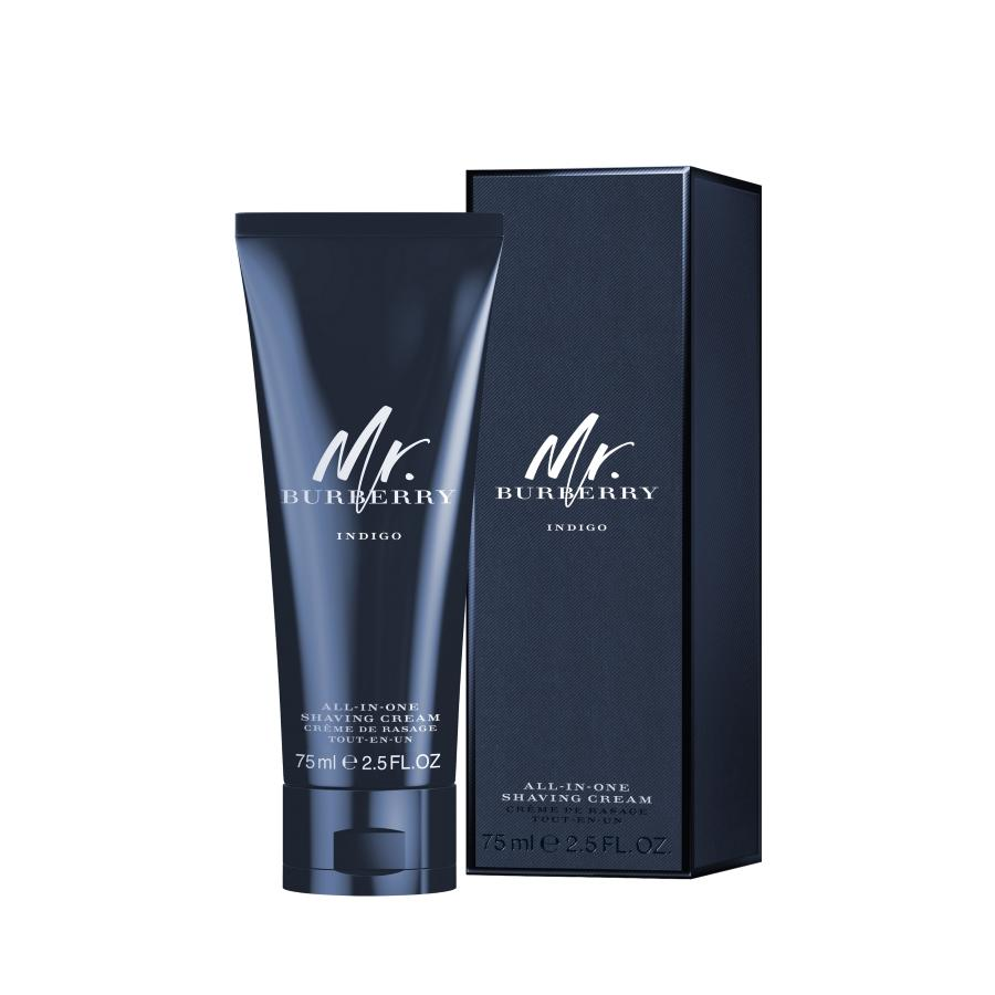 Mr. Burberry Indigo Shaving Cream 75 ml.